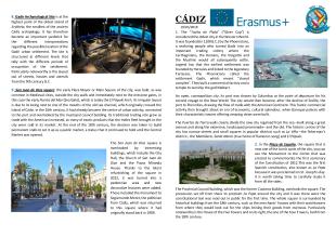 Study Visit to Cádiz. Information_Page_1